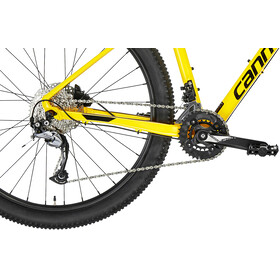 """Cannondale Trail 6 27,5"""" hot yellow"""